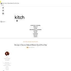 Cheesy Baked Black-Eyed Pea Dip