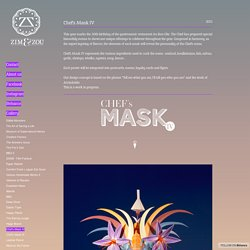 Chef's Mask IV