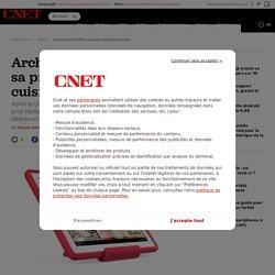 Archos lance ChefPad, sa propre tablette de cuisine