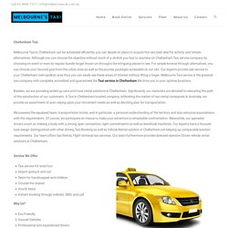 Book taxi service in Cheltenham at Lowest Cost