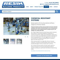 Chemical Resistant Systems
