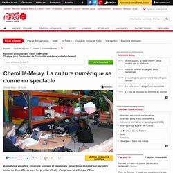 Chemillé-Melay. La culture numérique se donne en spectacle
