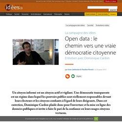 Open data : le chemin vers une vraie démocratie citoyenne