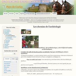 Le site de Quelfénec