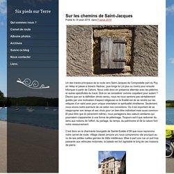 Sur les chemins de Saint-Jacques - (blog de voyage à vélo tandem)