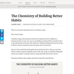 The Chemistry of Building Better Habits