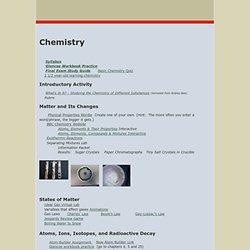 chemistry - dawnwelch7