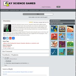 Play Science Games