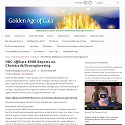 NBC Affiliate KMIR Reports on Chemtrails/Geoengineering