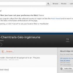 Climat-Chemtrails-Géo-ingénieurie