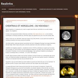 CHEMTRAILS ET MORGELLONS : DU NOUVEAU