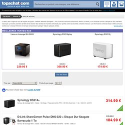 synology ds411 dans NAS