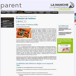 Saint-Lô Cherbourg Coutances Granville Avranches - Protection de l'enfance