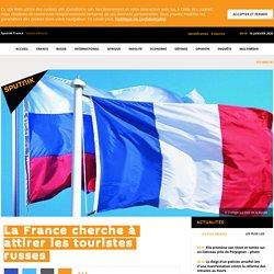 La France cherche à attirer les touristes russes