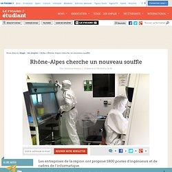 Rhône-Alpes cherche un nouveau souffle