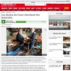 Les Restos du Cœur cherchent des bénévoles - 06/01/2016 - ladepeche.fr