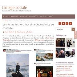 Le mème, le chercheur et la dépendance au contexte – L'image sociale