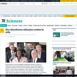 Des chercheurs africains contre le sida