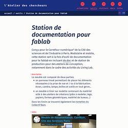 Station de documentation