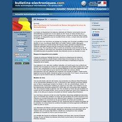 BE Belgique 74 >> 18/06/2013 Des chercheurs de l'université de Namur décryptent le virus de Schmallenberg