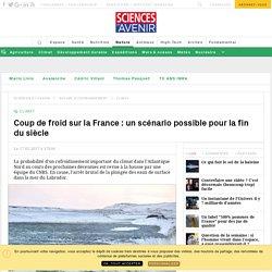 Des chercheurs français révisent à la hausse le risque d'un âge glaciaire en Europe - Sciencesetavenir.fr