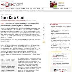 Chère Carla Bruni