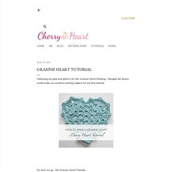 Granny Heart Tutorial