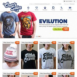 Cherry Sauce Clothing | Featured | Online Store Powered by Store