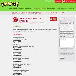Cheese & Cracker Platter for Kids in Chesapeake