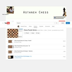 Chess Puzzle Series