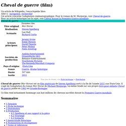 Cheval de guerre (film)