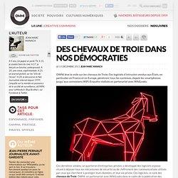 Des chevaux de Troie dans nos démocraties