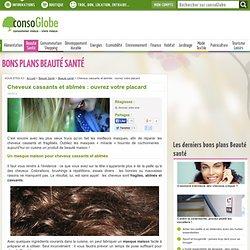 Cheveux cassants et abîmés : ouvrez votre placard