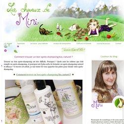 Comment trouver un bon après-shampoing bio, naturel ?