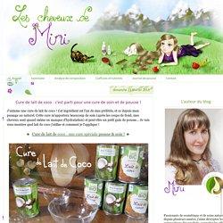 Cure de lait de coco : c'est parti pour une cure de soin et de pousse !