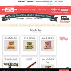 Best Chew Toys for Dog – The Dog Bakery