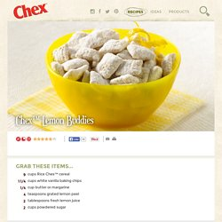 Chex™ Lemon Buddies