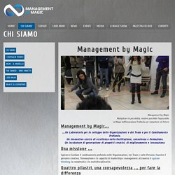 Chi Siamo MbM – Management by Magic