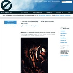 Chiaroscuro in Painting: The Power of Light and Dark
