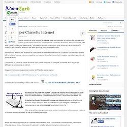 Antenne per Chiavette Internet