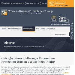 Divorce Lawyer Chicago