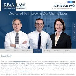 chicago green card attorney