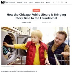 How the Chicago Public Library Is Bringing Story Time to the Laundromat