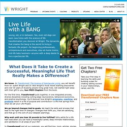 Wright Leadership Institute | Personal Development Training | Chicago, IL | Milwaukee, WI