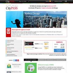 Visita 5 atracciones de Chicago por 96$