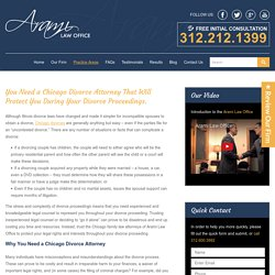 Best divorce lawyers in chicago