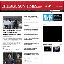 News articles and headlines from the Chicago Sun-Times