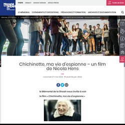 Chichinette, ma vie d'espionne - un film de Nicola Hens