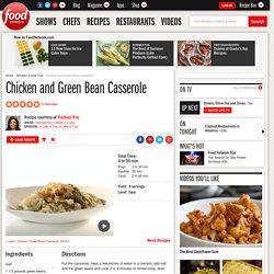 Chicken and Green Bean Casserole Recipe : Rachael Ray