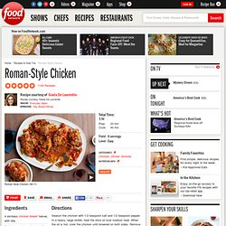 Roman-Style Chicken Recipe
